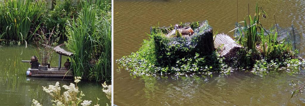 floatlands met graasbescherming Amstelveen